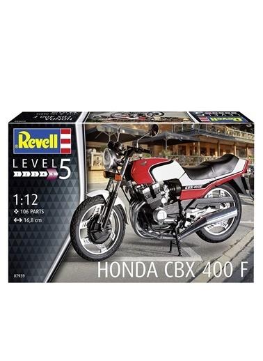 Revell  Maket Honda CBX 400 F 07939 Renkli